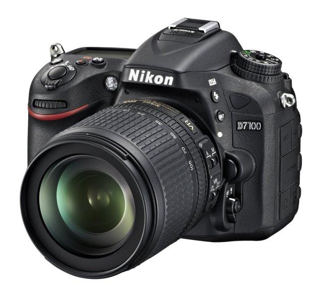 Cyber Monday Deal Nikon D7100 24.1 MP