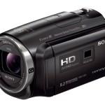 Sony Camcorder 30x optical zoom 2015