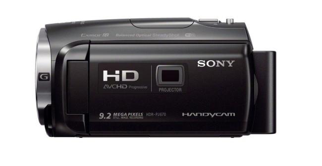 Sony HD Video Recording HDRPJ670 PJ Handycam Camcorder