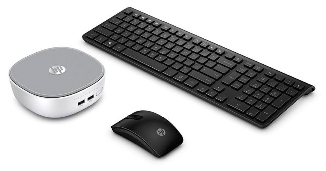 HP Pavilion Mini Desktop PC