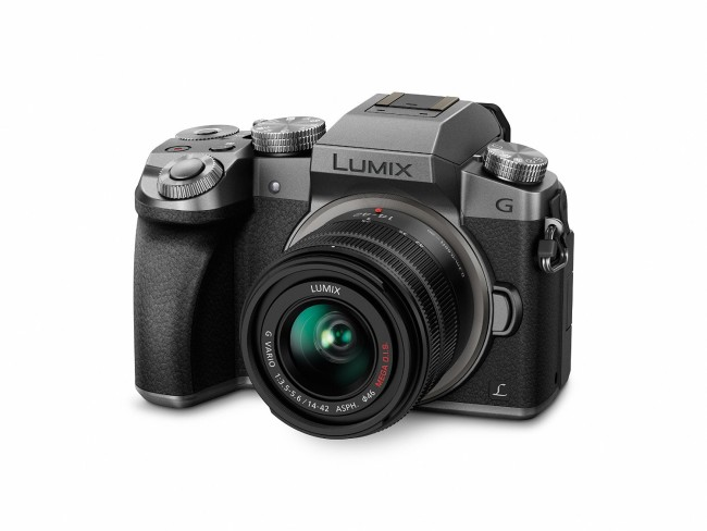 Lumix DMC-G7KS 4K DSLR