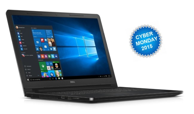 Dell Inspiron i3552 Cyber Monday Laptop Deal