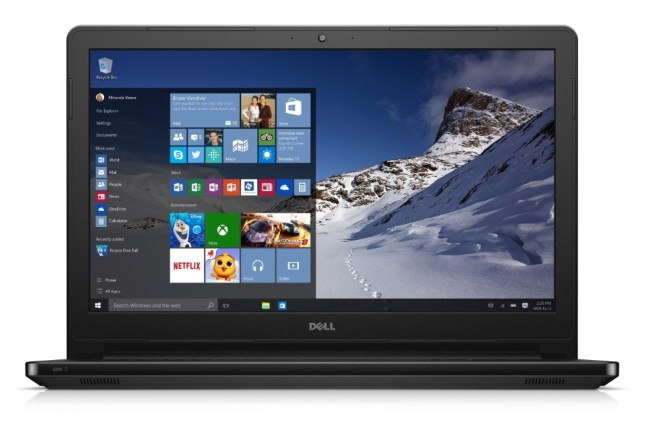 Cyber Monday Laptop Deals 2015 Dell Inspiron i5558