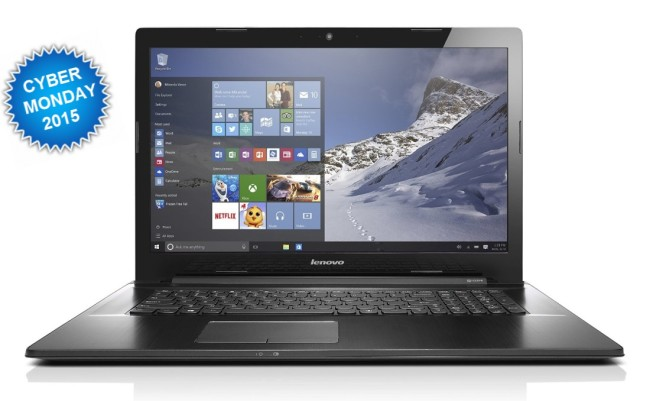 Lenovo Z70 Cyber Monday Laptop Deal