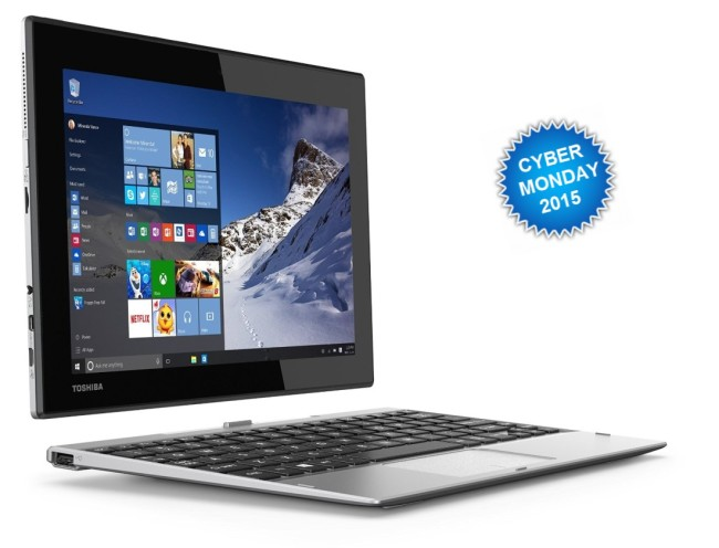 Toshiba Satellite Click 10 - Cyber Monday Laptop Deal 2015