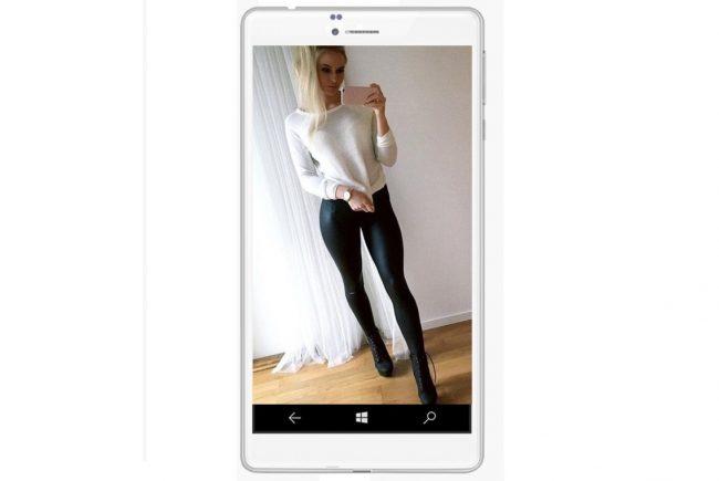 Windows 10 Mobile Phablet