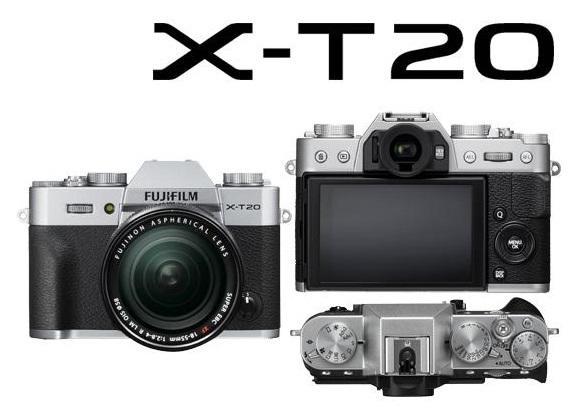 Pre-Order Fujifilm X-T20
