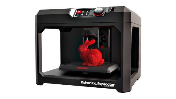 MakerBot Replicator Desktop 3D Printer 5th Generation