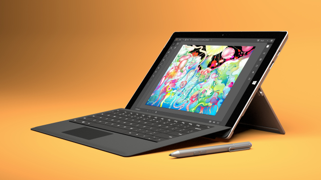 Microsoft Surface Pro 3 on sale for Black Friday 009