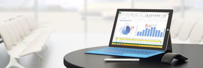 Microsoft Surface Pro 3 on sale for Black Friday