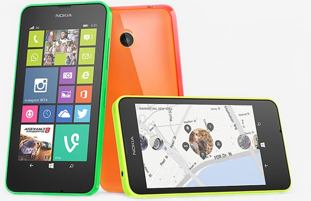 Nokia Lumia 635 on sale for Black Friday deals week