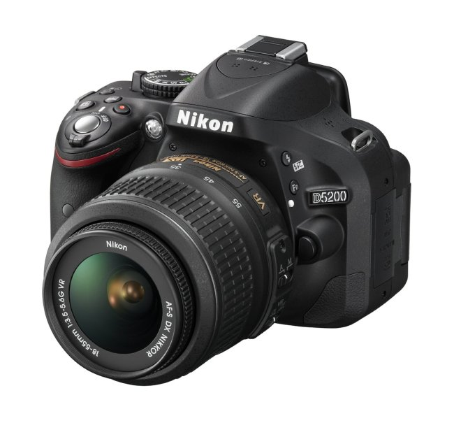 Nikon D5200 24.1 MP Cyber Monday Deal
