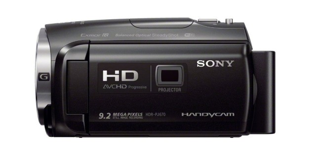 Sony HD Video Recording HDRPJ670 PJ Handycam Camcorder