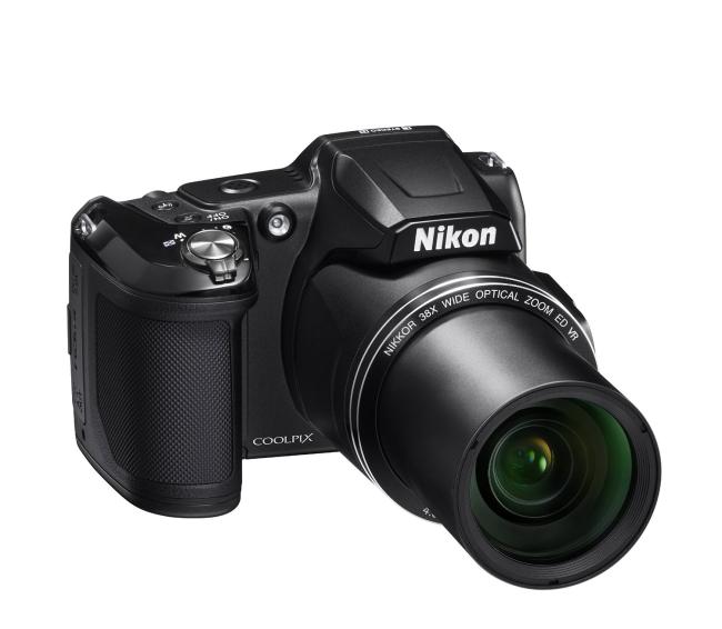 38x optical zoom camera Nikon COOLPIX L840