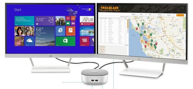 HP Pavilion Mini Desktop