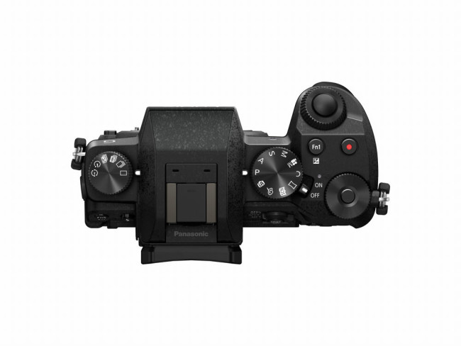 Panasonic DMC-G7KS buttons - black