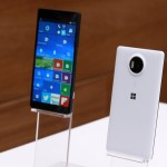 Microsoft Lumia 950 XL Windows 10 phones