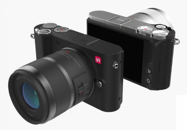 Xiaomi DSLR camera mirrorless