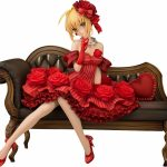 Aquamarine Fate Series Idol Emperor Nero Figure
