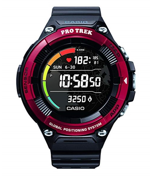 Casio WSD-F21